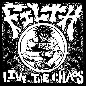 Filth 'Live the Chaos' Patch - DeadRockers
