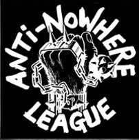 Anti-Nowhere League Sticker
