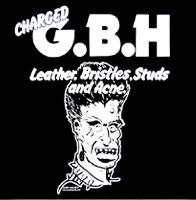 GBH Studs Sticker - DeadRockers