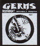 Germs' Return' Patch