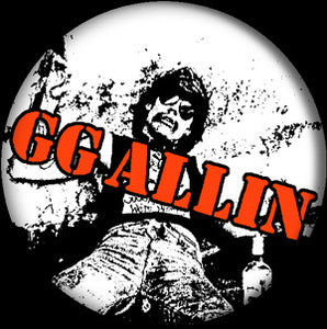 GG Allin Pin - DeadRockers
