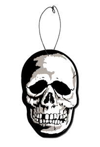 Skull Air Halloween Season of the Witch Freshener