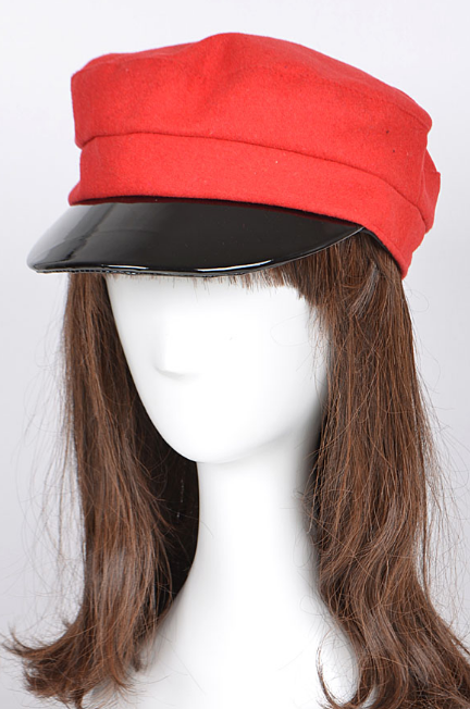 Living After Midnight Hat Red