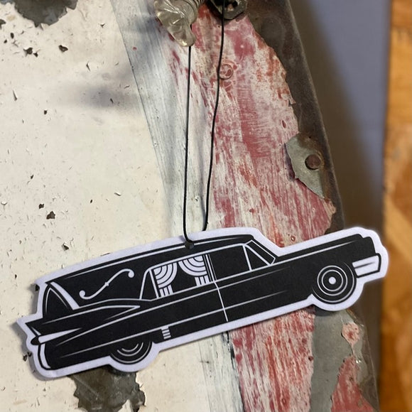 Hearse Death Cab Air Freshener