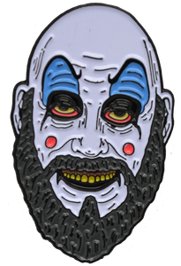 Captain Spaulding Enamel Pin