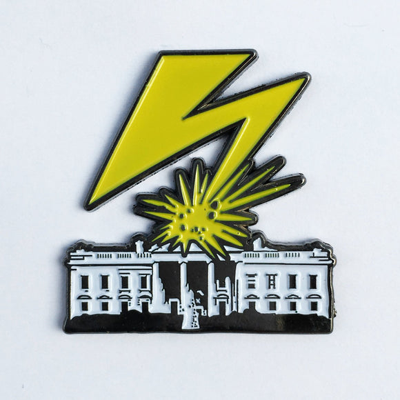 Banned in DC Pin