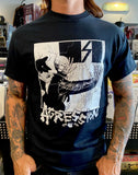Agression Cop Shirt