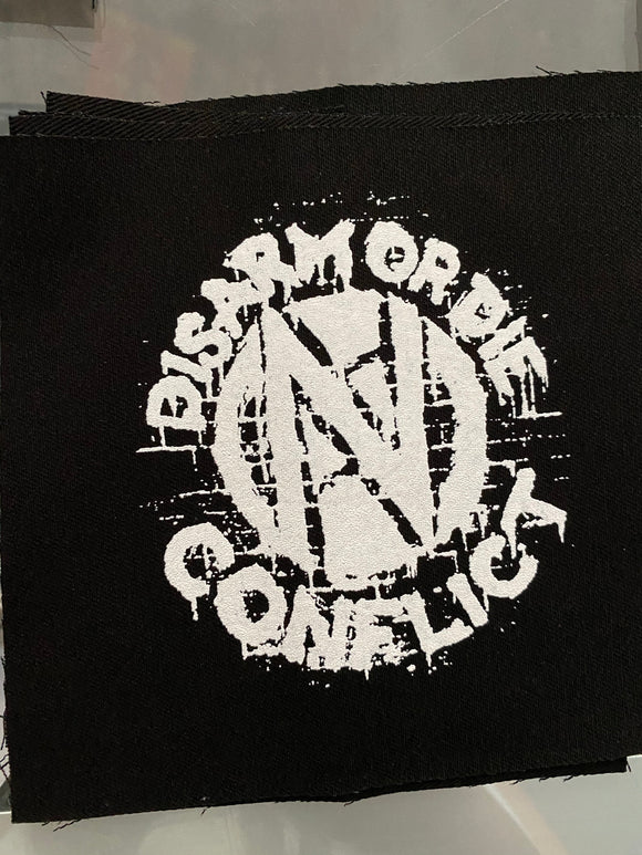Conflict Disarm Patch