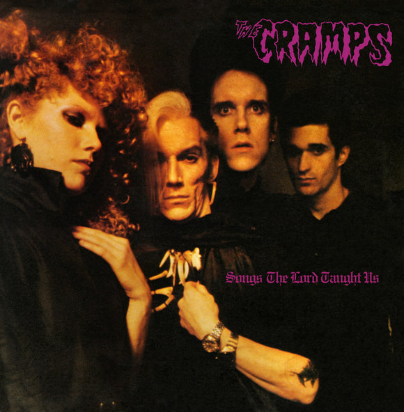 The Cramps - Songs the Lord Taught Us LP - DeadRockers