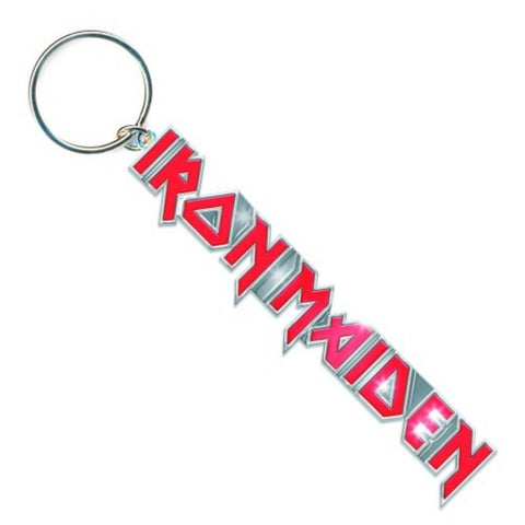 Iron Maiden Key Chain
