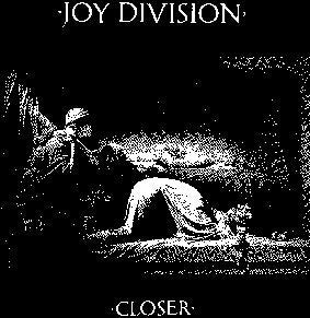 Joy Division Back Patch