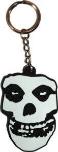 Misfits 3D Rubber Key Chain - DeadRockers