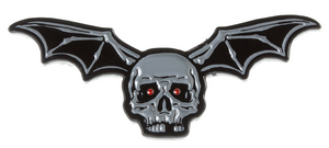 Bat Bones Enamel Pin
