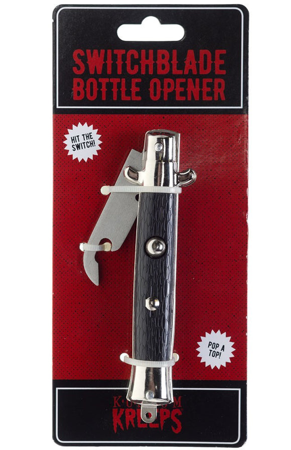 Switchblade Bottle Opener - DeadRockers