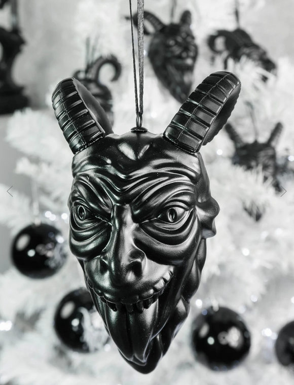Krampus Hexmas Ornaments
