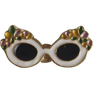 Glam Sunglasses Lapel Pin