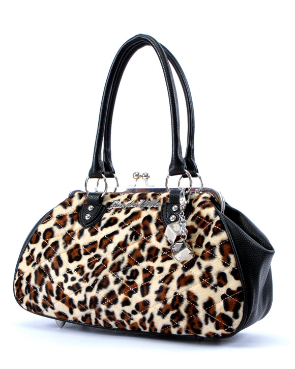 Sin City Kisslock Leopard