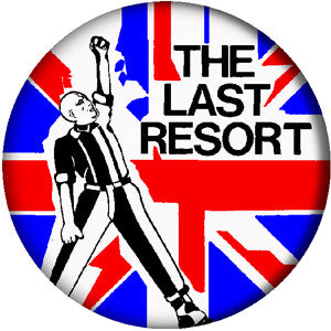 Last Resort Pin - DeadRockers