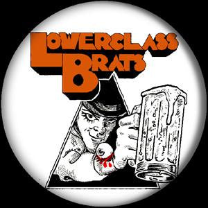 Lower Class Brats Clockwork Pin