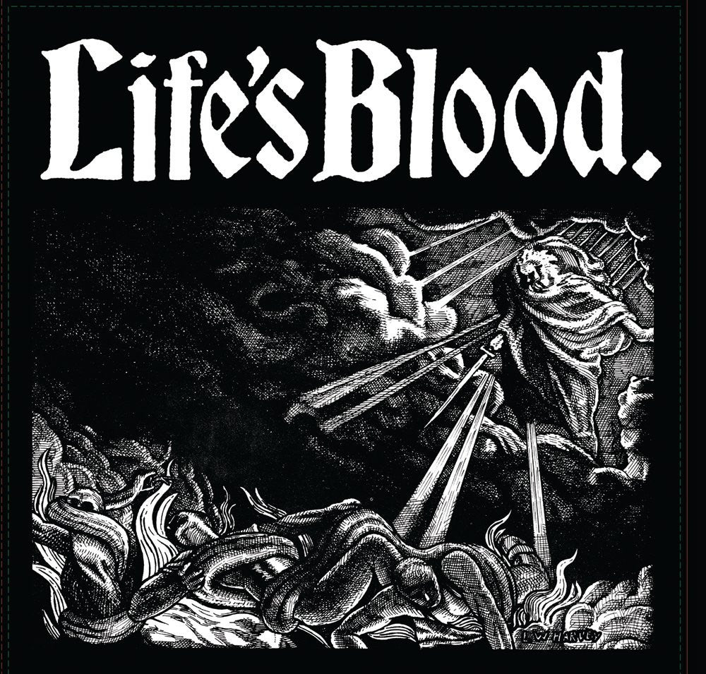 Life's Blood - Hardcore A.D. 1988 LP - DeadRockers