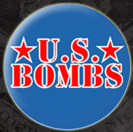 U.S. Bombs Pin - DeadRockers