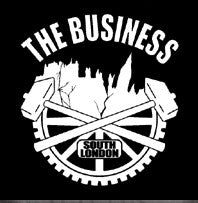 Business South London Sticker