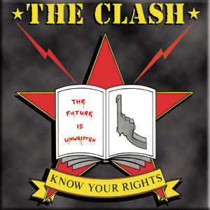 The Clash Know Your Rights Magnet - DeadRockers