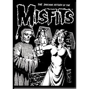 Misfits Return Magnet