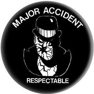 Major Accident Pin - DeadRockers