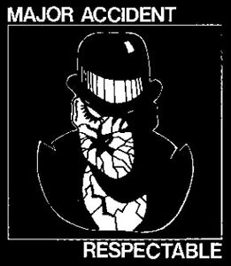 Major Accident 'Respectable' Patch - DeadRockers