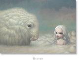 Snow Yak Postcard Microportfolio By Mark Ryden