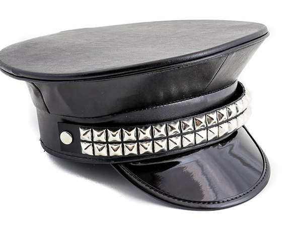 Heresy Studded Captain Hat
