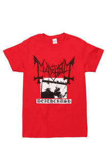 Mayhem Deathcrush Shirt