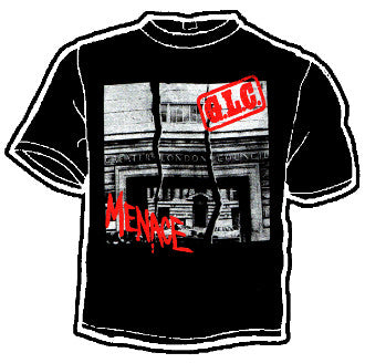 Menace 'GLC' Band Tee