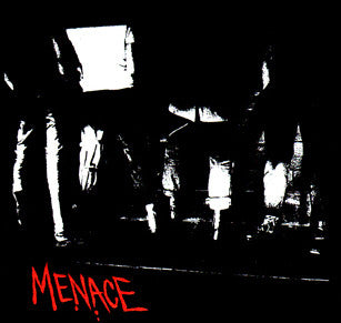 Menace Back Patch - DeadRockers
