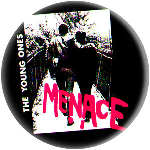 Menace 'Young Ones' Pin - DeadRockers