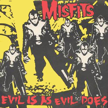 Misfits - Evil is as Evil Does 7