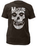 Misfits Distressed Logo Shirt