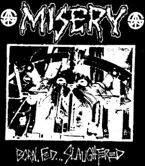 Misery Patch - DeadRockers