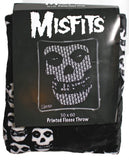 Misfits Blanket - DeadRockers