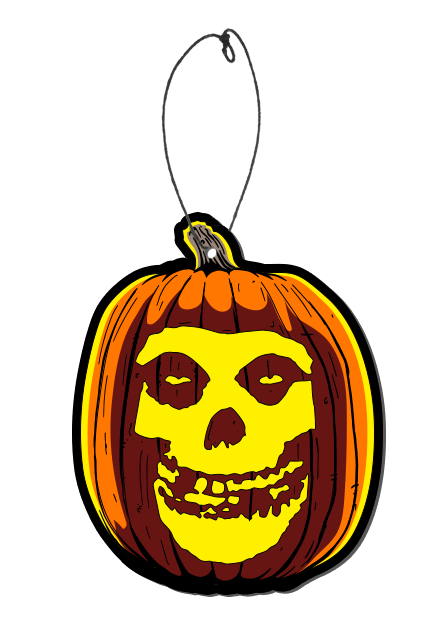 Misfits Halloween Air Freshener