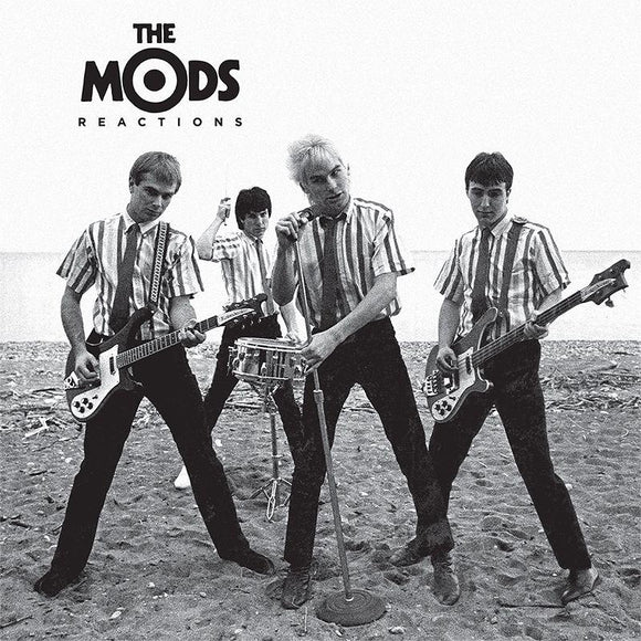 The Mods - Reactions LP
