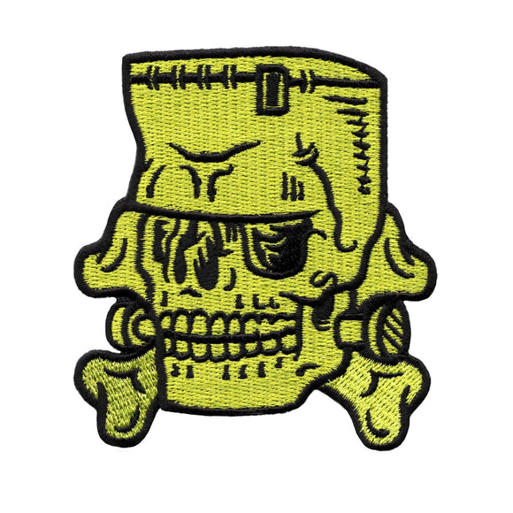 Monster Skull Patch - DeadRockers