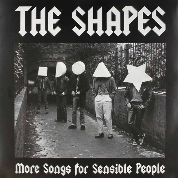 The Shapes - More Songs for Sensible People LP