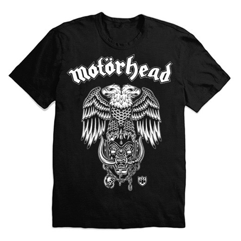 Motorhead Hiro Double Eagle Tee - DeadRockers