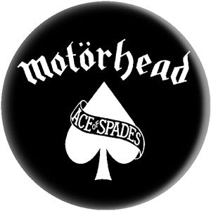 Motörhead Ace of Spades Pin - DeadRockers