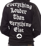 Motorhead Zip Up Hoodie - DeadRockers