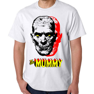 Mummy Horror Shirt