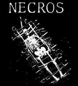 Necros Patch - DeadRockers