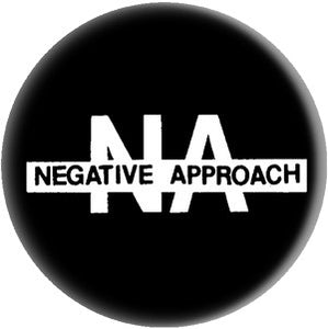 Negative Approach Pin - DeadRockers